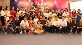 VAG - Year End Party: Sắc xuân ngập tràn