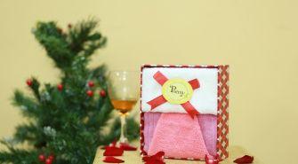 Khăn quà tặng Poêmy – Món quà may mắn mừng năm mới