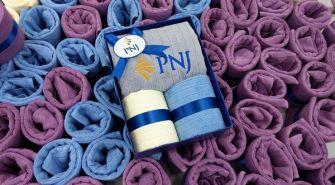VAG - Cung cấp bộ khăn quà tặng thêu logo cho doanh nghiệp