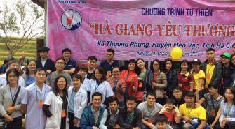 Chuyến từ thiện về vùng cao Mèo Vạc - Hà Giang