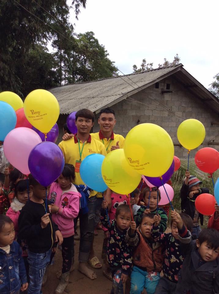 Chuyến từ thiện Hà Giang